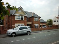 3800 sq ft New Build House : Astley, Manchester