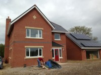 PassivHaus Self Build House, Chorley